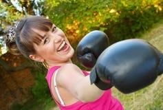 nätt sportar för flicka Fotografering för Bildbyråer