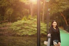 nätt thai för flicka Royaltyfri Fotografi
