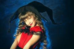 Nätt trollkarl Royaltyfria Bilder