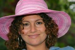 nätt tunisian för flicka Fotografering för Bildbyråer