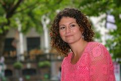 nätt tunisian kvinna royaltyfri fotografi