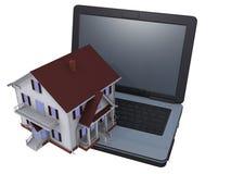 Nätverk Real Estate Arkivfoton