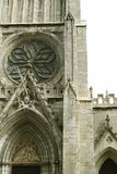 Nådkyrka i New York City royaltyfri bild