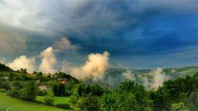 Någon ny luft Fotografering för Bildbyråer