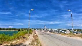 Någonstans i Nha Trang Royaltyfri Foto