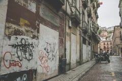 Någonstans i Sevilla - Spanien Arkivfoto