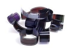 Fotografiskt filma arkivbilder