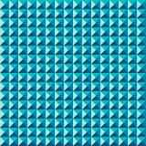 Når en höjdpunkt sömlös textur för den låga poly polygonabstrakt begreppfyrkanten Royaltyfria Bilder