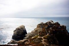 Né Cal Coast Fotografie Stock Libere da Diritti