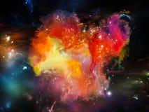 Nébuleuse d'étoile Photos libres de droits