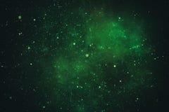 Nébuleuse d'espace lointain Photos libres de droits