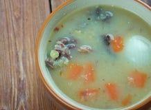 Néerlandais Pea Soup - Snert Image stock