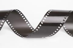 négatif sur film de 35mm Images stock