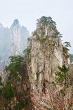 Négligence de la crête de la crête de Shixin Photo libre de droits