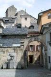 Négligence de la vieille ville de Sion Photos stock