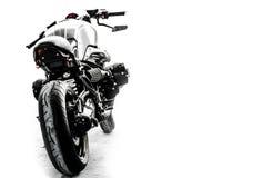 Néo- moto de style de vintage Photographie stock libre de droits