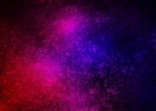 Néo- papier peint ornemental oriental futuriste d'illustration de fond de texture de modèle de Violet Japanese Dark Purple Techno Images stock