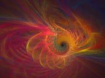 Névoa do arco-íris Imagem de Stock Royalty Free
