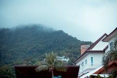 Névoa em Phuket Foto de Stock
