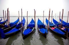 A névoa em Veneza Imagens de Stock Royalty Free