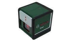 Nível do laser Foto de Stock Royalty Free
