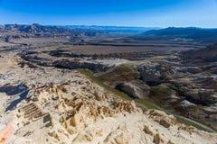 Nível superior de ruínas de Guge Imagem de Stock Royalty Free