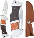 nóż połowów Zdjęcia Royalty Free
