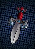 Nóż Zdjęcie Royalty Free