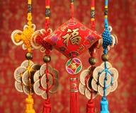 Nó afortunado pelo ano novo chinês Imagem de Stock