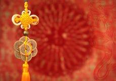 Nó afortunado pelo ano novo chinês Fotografia de Stock