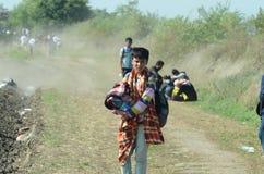 nómadas Foto de archivo libre de regalías