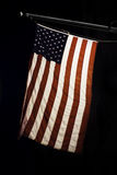 Nós bandeira Fotos de Stock Royalty Free