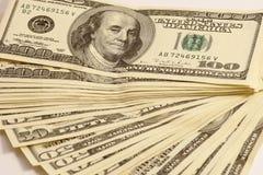 Nós dinheiro Foto de Stock Royalty Free