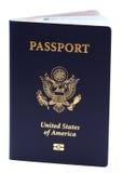 Nós passaporte Fotos de Stock Royalty Free