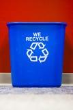 Nós recicl Fotografia de Stock