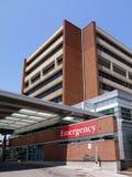 nödlägeingångssjukhus Fotografering för Bildbyråer