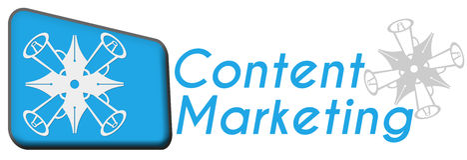 Nöjd marknadsföring med symbol Arkivfoton