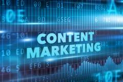Nöjt marknadsföringsbegrepp Fotografering för Bildbyråer