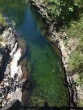 Nördlich Grün Stockbild