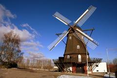 Nørre-jernløse Mühle lizenzfreie stockbilder