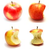Núcleo de Apple Fotos de Stock