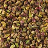 Núcleos de la tuerca de pistacho Imágenes de archivo libres de regalías
