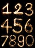 Número Imagens de Stock Royalty Free