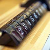 Número de Digitaces a partir de la 1 a 10 Imagen de archivo libre de regalías