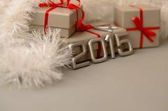Número de los conceptos del año 2015 Imagen de archivo libre de regalías