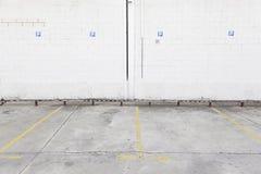 Número veintitrés en una pared Imagenes de archivo