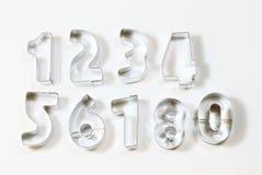 Números Fotos de Stock
