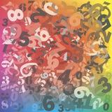 Números. Imagem de Stock