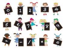números Fotos de archivo libres de regalías