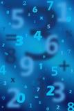 Números Imagens de Stock